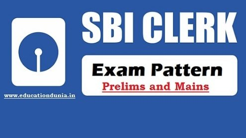 sbi-clerk-exam-pattern