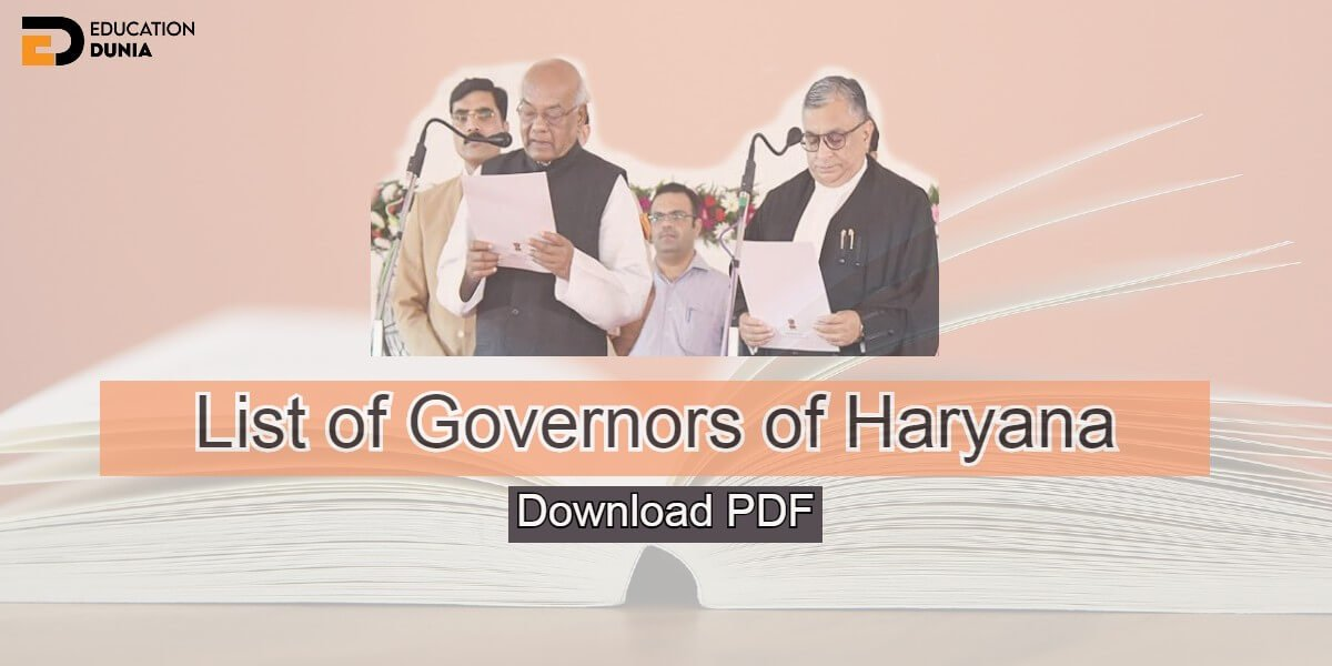 governors of haryana