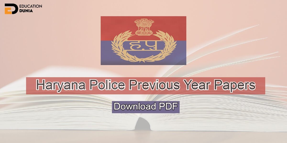 Haryana Police Previous Year Papers
