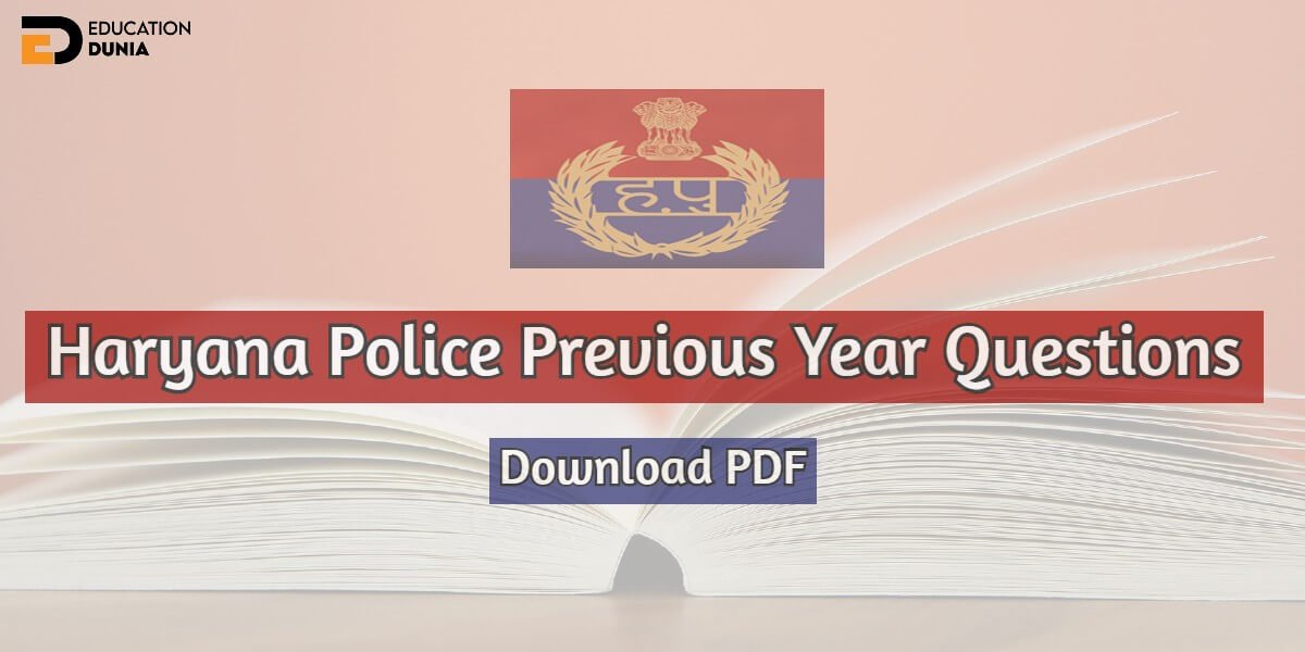 haryana police previous year questions