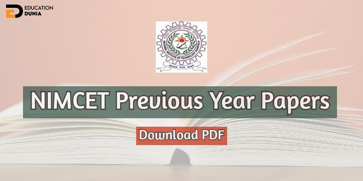 NIMCET Previous Year Question papers