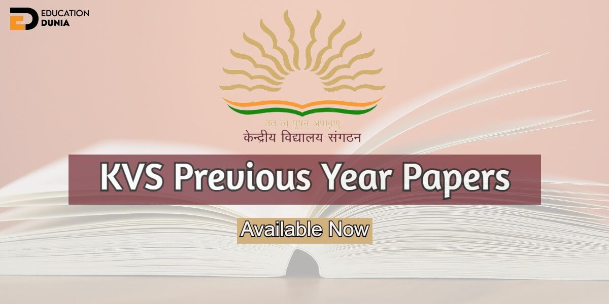 kvs previous year papers