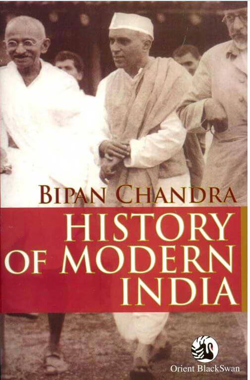 modern history of india