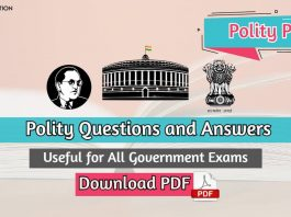 polity questions