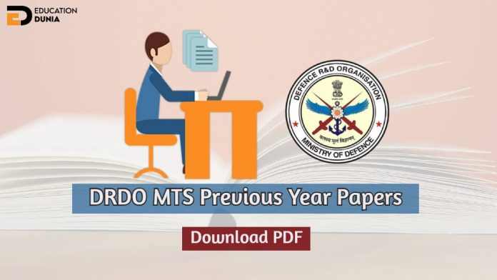 DRDO Previous Year Question Papers