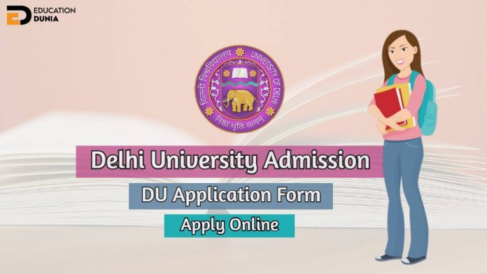 du application form apply online