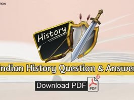 indian history question and answer pdf