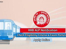 rrb alp notification