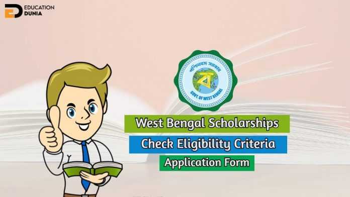 west bengal scholarships