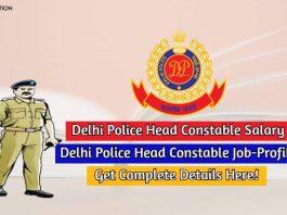 delhi police head constable salary