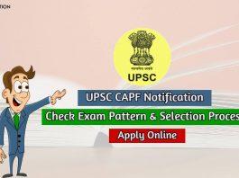upsc capf exam