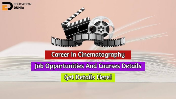 career in cinematography