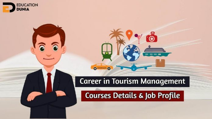 career in tourism management