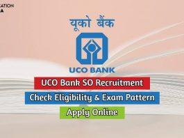 uco bank so recruitment