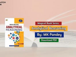 analytical reasoning by mk pandey pdf