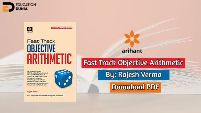fast track objective arithmetic pdf